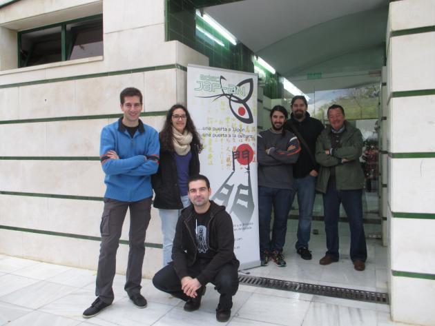 Nuestro grupo de donantes en la I Campaña de donación ADEC JAP-AN