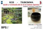 Charla sobre Jardín y la Ceremonia del té en la Cultura Japonesa