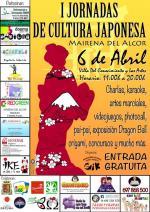I Jornada de Cultura Japonesa en Mairena del Alcor