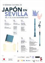 IV Semana Cultural de Japón en Sevilla