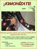 ¡Kimonízate con ADEC JAP-AN!