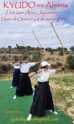 Curso de Kyudo en Almería en marzo 2020 - Yoko Kyudojo