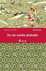 """Portada """"En un sueño pintado"""" - Antología de haikus de Buson"""