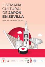 II Semana Cultural de Japón en Sevilla 2017 - Cartel