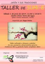 Japón y sus tradiciones - Taller de Sumi-e - Junio 2019